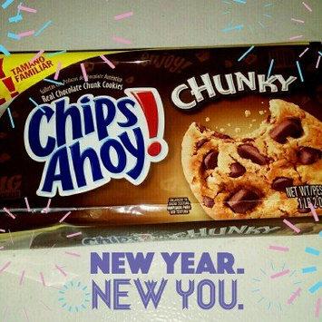 Photo of Nabisco Chips Ahoy! Chunky Chocolate Chunk Cookies uploaded by Kandi K.