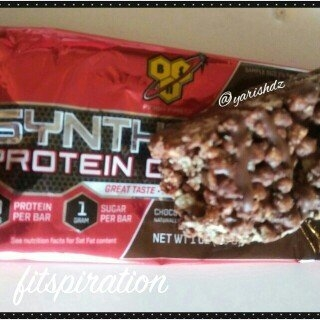 BSN Syntha-6 Decadence Protein Bars uploaded by Yajaira H.