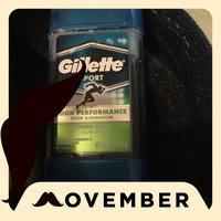 Gillette Clear Gel Power Rush Antiperspirant & Deodorant uploaded by Jennifer G.