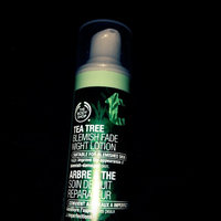 The Body Shop Tea Tree Oil Blemish Fade Night Lotion uploaded by Amber A.