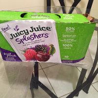 Juicy Juice® Splashers™ Fruit Punch Juice Beverage 10-6 fl. oz. Pouches uploaded by Jackie R.