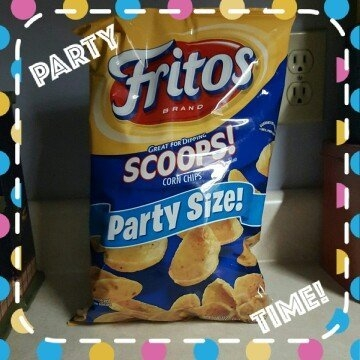 Fritos® Scoops!® Corn Chips 18 oz. Bag uploaded by Stephanie H.