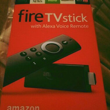 Photo of Amazon - Fire Tv Stick With Voice Remote - Black uploaded by Anthony Y.