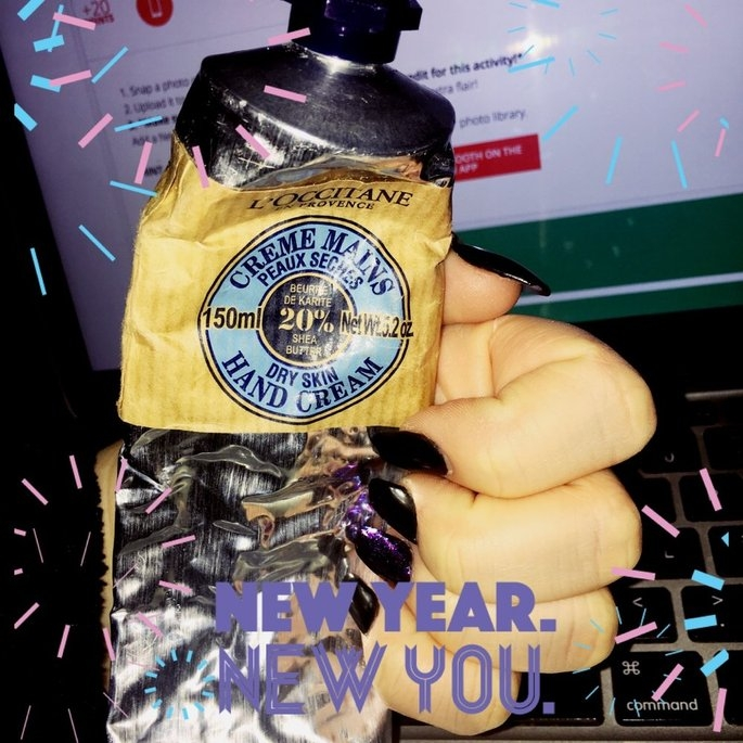 L'Occitane Shea Butter Hand Cream uploaded by Stephanie M.