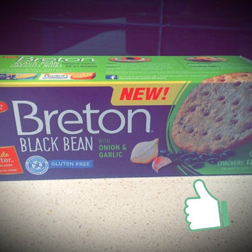 Photo of Breton Crackers Black Bean With Onion & Garlic uploaded by Stéphanie S.