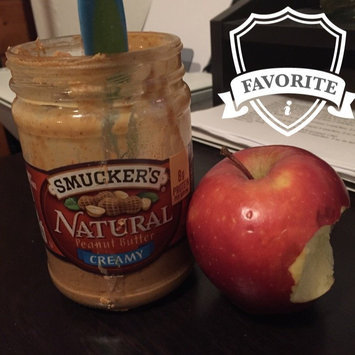 Smucker's Natural Creamy Peanut Butter uploaded by Jessica T.