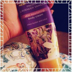 Calgon Lavender Vanilla Skin Nourishing Body Cream, 8 oz uploaded by Kimmie K.