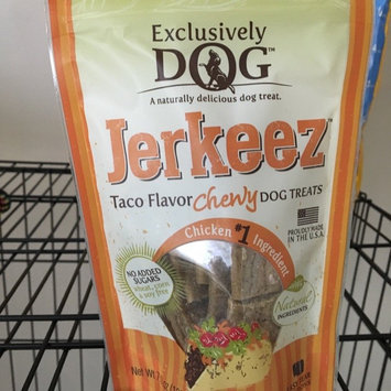 Photo of Exclusively Dog Exclusively Pet Jerkeez Dog Treat [Taco Flavor] uploaded by mary y.