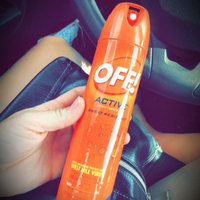 OFF! Deep Woods Insect Repellent uploaded by Rhyanna K.