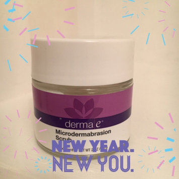 Photo of derma e Microdermabrasion Scrub with Dead Sea Salt uploaded by Leah S.