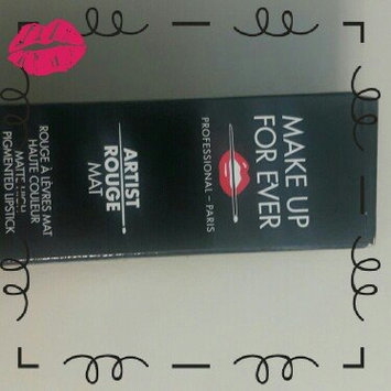 MAKE UP FOR EVER Artist Rouge Lipstick Collection uploaded by Remya M.