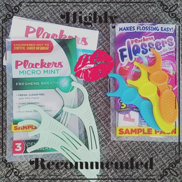 Plackers Dual Grip Fruit Smoothie Swirl Kid's Flossers uploaded by Joanna P.