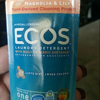 Earth Friendly Products Ultra ECOS Free & Clear Laundry Detergent 2X uploaded by Krystle R.