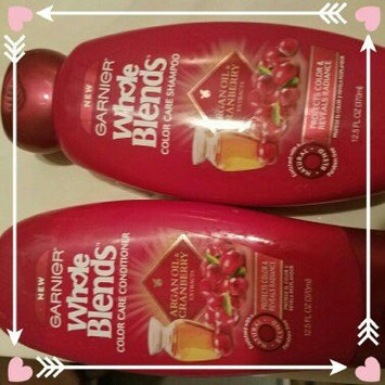 Photo of Garnier Whole Blends Argan Oil & Cranberry Extracts Color Care Shampoo uploaded by Danielle C.