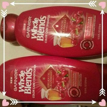 Photo of Garnier® Whole Blends™ Argan Oil & Cranberry Extracts Color Care Shampoo 12.5 fl. oz. Bottle uploaded by Danielle C.