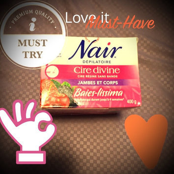 Nair Body Wax Kit Microwaveable Salon Divine Sensual Orchid Hair Remover 14 Oz Box uploaded by Sabila R.