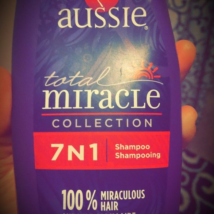 Aussie Total Miracle Collection 7 N 1 Shampoo uploaded by audra b.