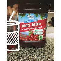 Great Value : 100% White Grape Juice uploaded by Brenda R.