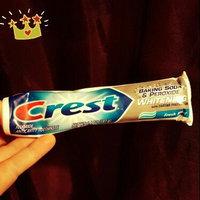 Crest Baking Soda & Peroxide Whitening Toothpaste - Fresh Mint - 6.4 oz uploaded by Laura C.