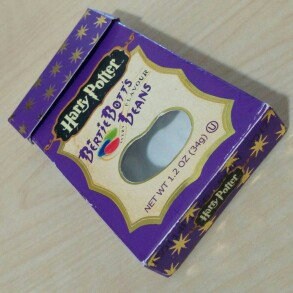 Photo of Harry Potter Bertie Bott's Every Flavour Jelly Beans 1.2 OZ (34g) uploaded by Victoria C.