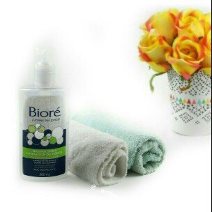 Photo of Bioré® Baking Soda Pore Cleanser uploaded by Lis H.