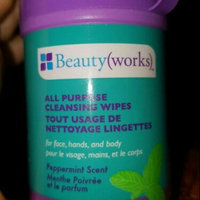 Nature's Beauty(works) All Purpose Mini Cleansing Wipes uploaded by Mary B.