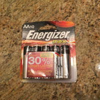 Energizer Batteries Energizer Max AA Alkaline Batteries 10-ct. uploaded by Jennifer F.