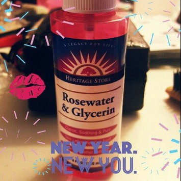 Photo of Heritage Store 85646 Rose & Glycerin Flower Water Atomizer uploaded by Nicole C.