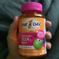 One A Day® Teen for Her VitaCraves® Gummies uploaded by Serena D.