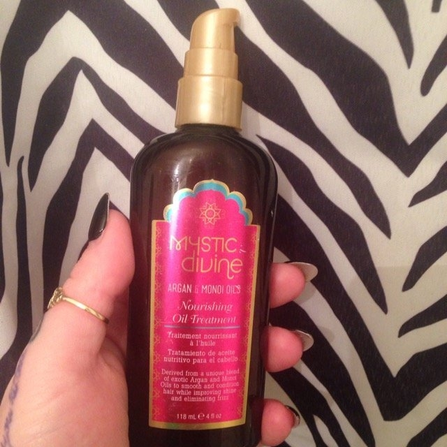 Mystic Divine Nourishing Oil Treatment uploaded by Heather D.
