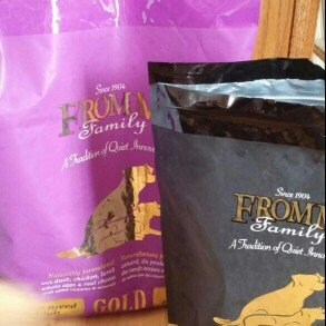 Fromm Gold Nutritionals Adult Dry Dog Food [5lb] uploaded by Vickie R.