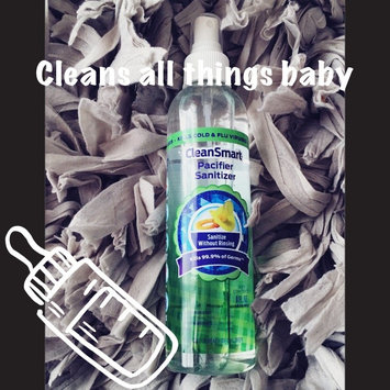 Photo of CleanSmart Pacifier Sanitizer Spray - 8oz uploaded by Lauren H.