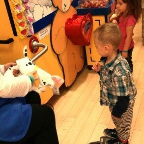 Build-a-Bear Workshop uploaded by Nicole T.