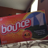 Bounce Outdoor Fresh Dryer Sheets - 260 Sheets uploaded by Chyan T.