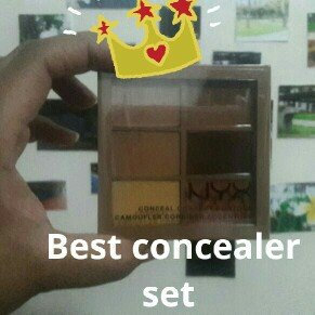 NYX Conceal, Correct, Contour Palette uploaded by Andrea Corina L.