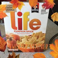 Quaker® Life® Pumpkin Spice Cereal  13 oz. Box uploaded by Melanie B.