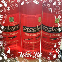 Proclaim Glossing Polish Color and Heat Protection uploaded by Anna A.