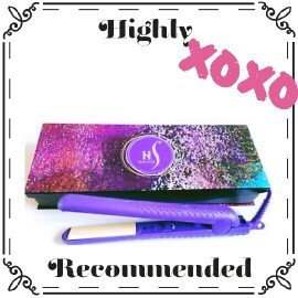 HerStyler Colorful Seasons Ceramic Hair Straightener uploaded by Karolina P.