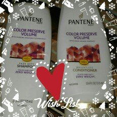 Pantene Pro-V Color Preserve Volume Shampoo - 21.1 oz uploaded by Paula C.