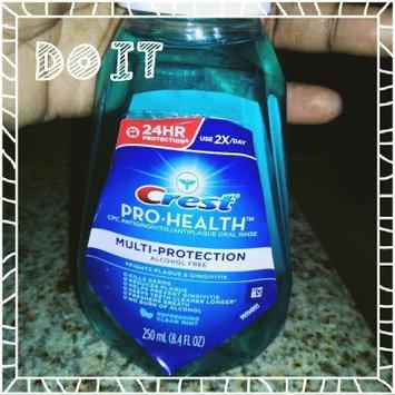 Photo of Crest Pro-health Multi-protection Mouthwash uploaded by Kareemma H.