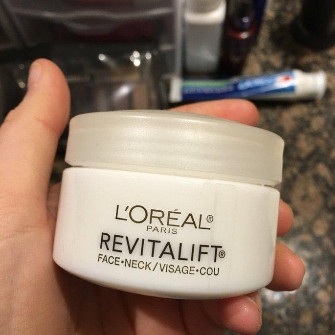 L'Oréal Advanced RevitaLift Face & Neck Day Cream uploaded by Jennifer P.