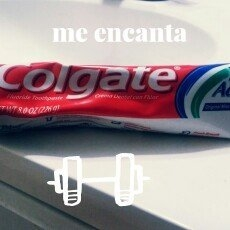 Colgate Triple Action Toothpaste uploaded by Blanca L.