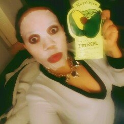 Tony Moly - I'm Real Avocado Mask Sheet (Nutrition) 10 pcs uploaded by Sarah D.