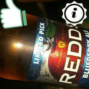 Photo of Redd's® Blueberry Beer Glass Bottle uploaded by Denise P.