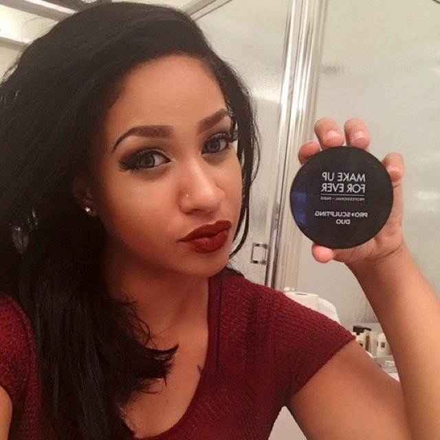 MAKE UP FOR EVER Pro Sculpting Duo 2 Golden 0.28 oz uploaded by Veronica S.