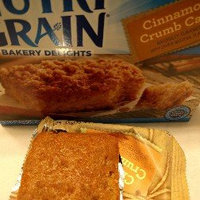 Kellogg's® Nutri-Grain® Bakery Delights Cinnamon Crumb Cake uploaded by Alice S.