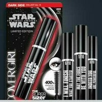 COVERGIRL Star Wars Limited Edition Dark Side Mascara in Very Black uploaded by Kristina T.