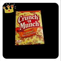 Crunch 'N Munch Popcorn Caramel Popcorn with Peanuts uploaded by Tyler S.