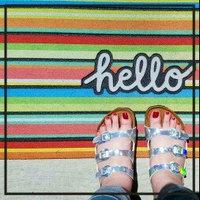 Birkenstock Women's Florida Soft Footbed Sandal [] uploaded by Ashley S.
