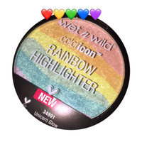 Wet n Wild Color Icon Rainbow Highlighter uploaded by Emily B.